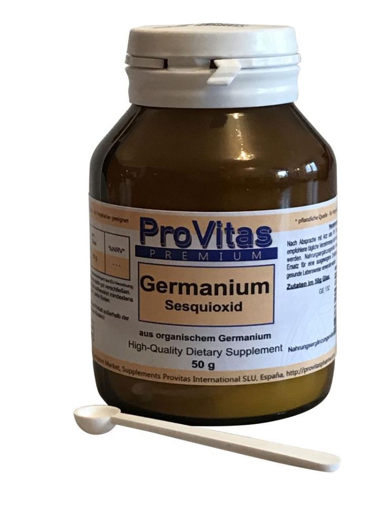 Germanium Sesquioxid GE-132 Pulver