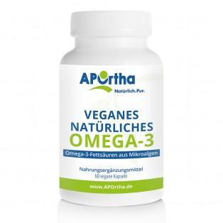 Omega3 – 60 vegane Kapseln